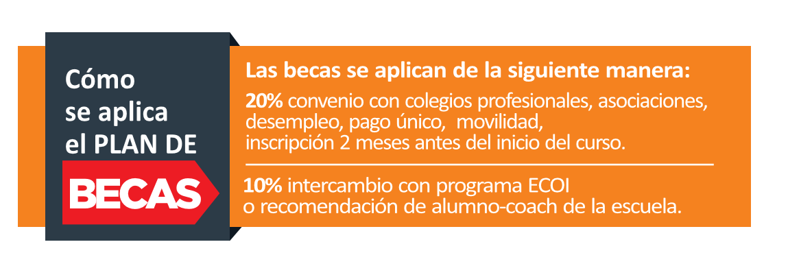 becas coaching